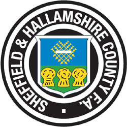 Sheffield and Hallamshire County FA Logo